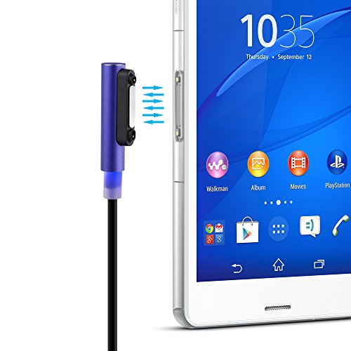 BlueFire Magnetic Charging Xperia Compact