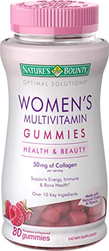 Natures Bounty Optimal Solutions Multivitamin