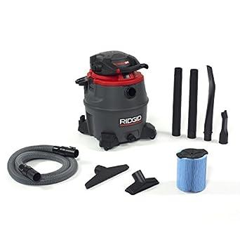 Amazon.com: Ridgid 50343 1620rv mojado/seco aspiradora Con ...