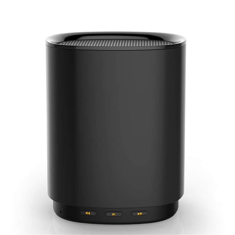 CITW ミニBluetoothスピーカー ポータブルワイヤレススピーカーサウンドシステム マイクサポート音声コントロールスピーカー   B07K8LLV5B