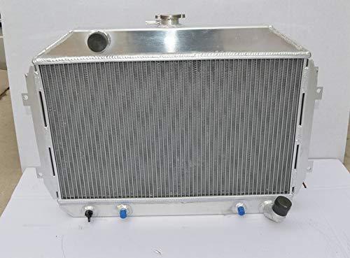 3 Core Aluminum Radiator For Nissan//Datsun 240Z//260Z L24//L26 1970-1975 72 73 74