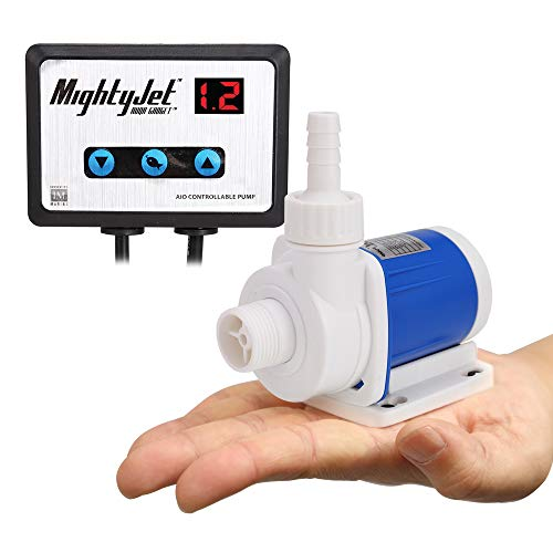 Direct Fit Jet - Innovative Marine Mighty Jet DC Return Pump - Midsize Max Flow Rate 538 GPH