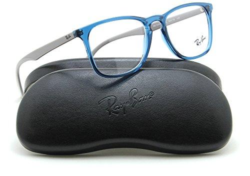 Ray-Ban RX7074 Square Unisex Prescription Eyeglasses 5732 - - Dealers Rayban