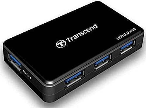 Transcend Information SuperSpeed USB 3.0 Hub (TS-HUB3K) by Transcend