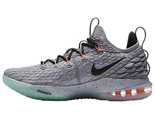 wholesale dealer aed7d 7a8e1 SHOPUS | Nike Men's Lebron 15 Low Basketball Shoes (Grey ...