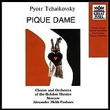 Pique Dame (The Queen of Spades) - P.Tchaikovsky (Melik-Pashaev)(2 CDs)