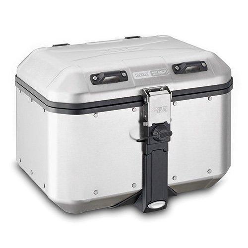 GIVI DLM46A 46 Liter Monokey Aluminum Top Case
