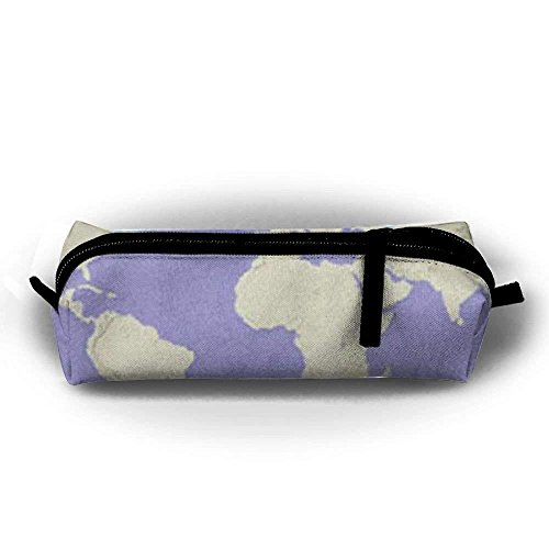 Sea Turtle Species Of The World Pencil Pen Case Bag Stationery Pouch Bag For Kids,School Student Stationery Office Supplies