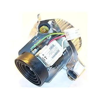 Hc21ze127a carrier furnace draft inducer exhaust vent for Carrier furnace inducer motor replacement