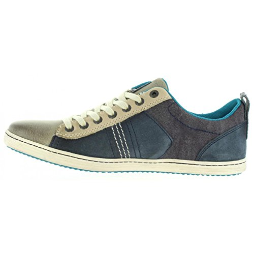 Chaussures Kickers Pour Homme 471040-60 Amiens 103 Marine