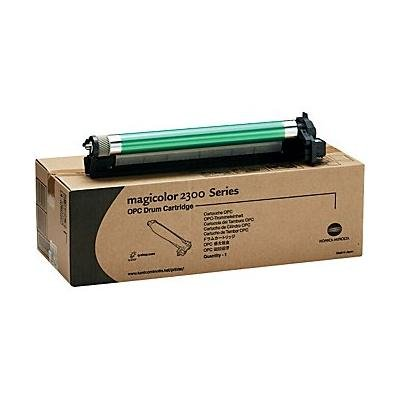 1710520001 Genuine Konica Minolta Drum Unit, 45000 Page-Yield, Black