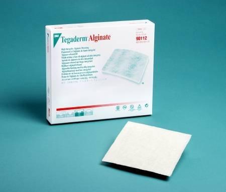 DeRoyal Alginate Dressing 3M Tegaderm 4 X 4 Inch Square Alginate (10 Per Box)
