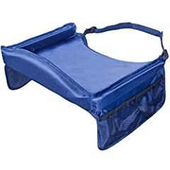 Keep your child entertained in comfort while on the go with our high quality, padded Activity Tray.