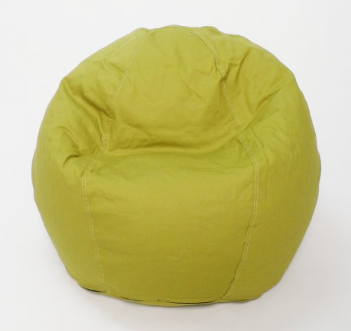 Bean Products Comfy Bean Beanbag Small Cotton - Olive