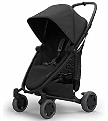 Quinny Zapp Flex vs. Flex Plus: The Zapp Flex Plus includes a shopping bag, features larger wheels, and a closed pushbar. The clever and nimble Quinny Zapp? Flex Plus stroller gets you where you want to go easily and in style. The swivel whee...