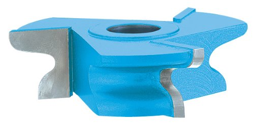 Roman Carbide DC2328 Door Lip Finger Pull, 3/4-Inch Bore