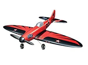 Flyline Warbirds Spitfire MKXVI Indoor Starter Flight System Crimson Fury Vehicle
