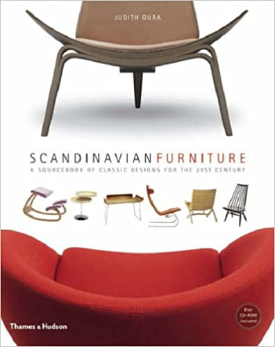 Scandinavian Furniture: A Sourcebook of Classic Designs for the 21st Century