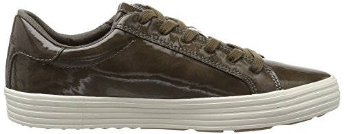 S Mujer mud Zapatillas Patent oliver 23611 Para Marrn qIcqOTrfw