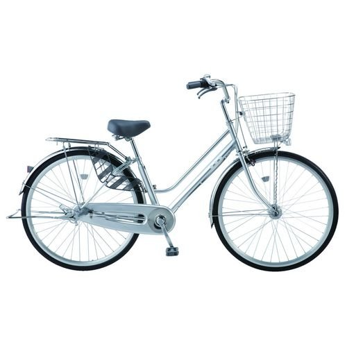 パンクしない自転車 軽快車 27型 内装3段変速 LT07 27インチ B07B8BGZTD