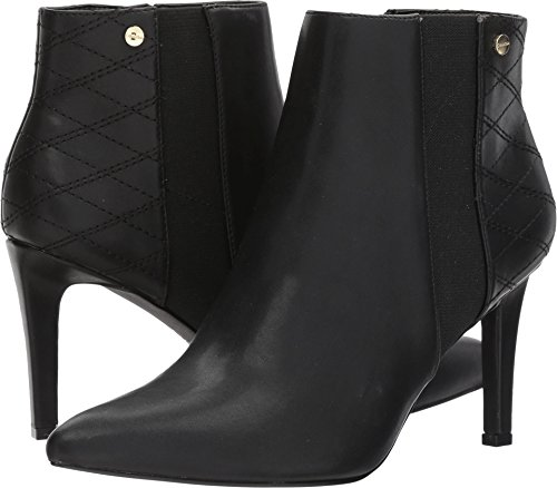 Calvin Klein Women's Bestie Ankle Boot - Black - 7 Medium US