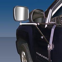 CIPA 11650, Deluxe Door Mount Towing Mirror