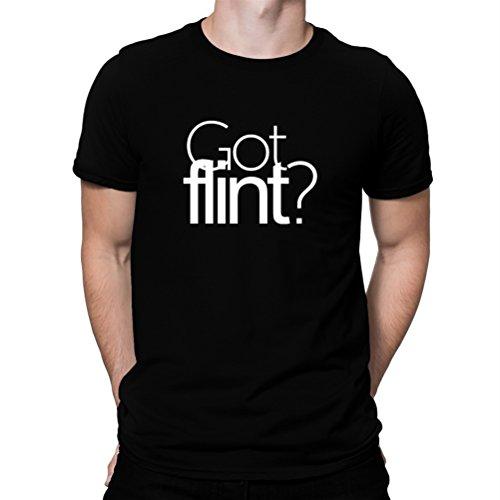 運賃小麦粉困難Got Flint? Tシャツ