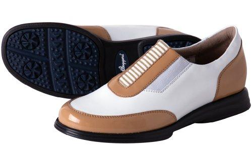 Sandbaggers Allison Women's Golf Shoes (Ginger, 8)