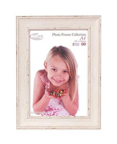 Amazon Inov8 British Made Picturephoto Frame A4 Large Washed