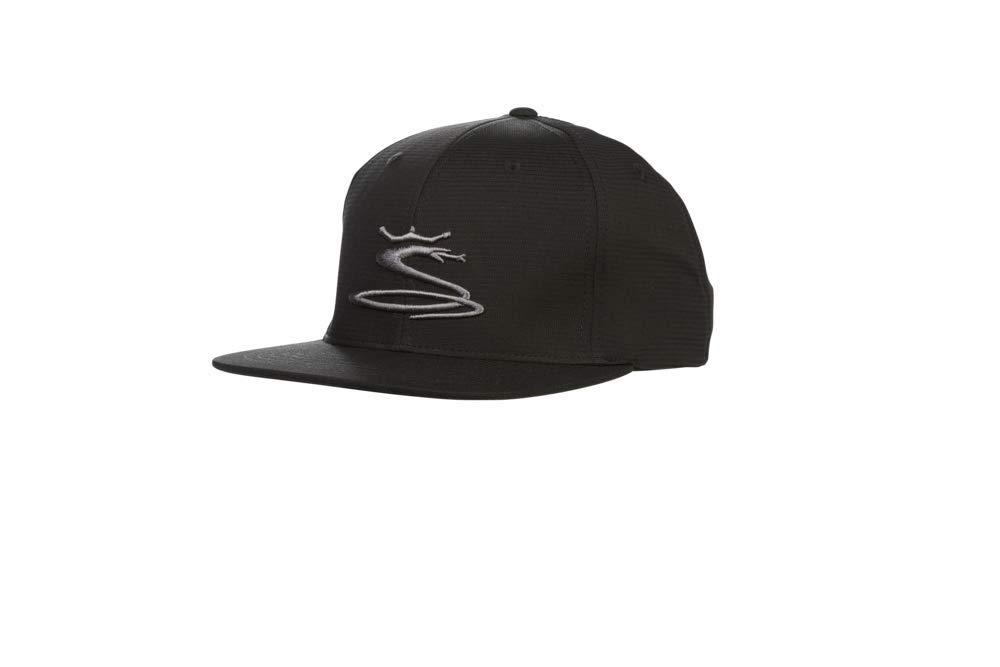 bbb81e99485 Amazon.com   Cobra Golf 2019 Tour Snake Snapback Hat (Black)   Sports    Outdoors
