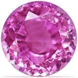 0.41 Carat Untreated Loose Sapphire Round Cut Gemstone