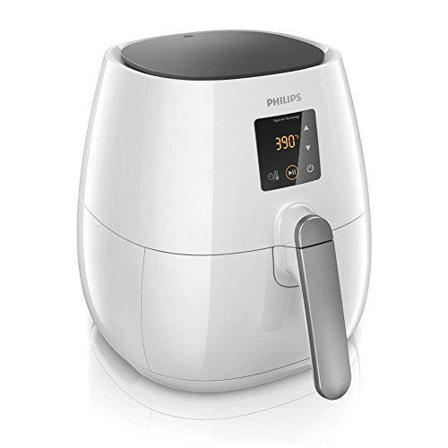 Philips Viva Collection Digital Airfryer Oven (Certified Refurbished) (White)
