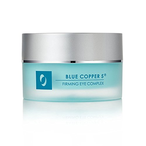 - Osmotics Blue Copper 5 Firming Eye Complex .5 oz - Visibly Smooths Crow's feet, Fine Lines and Crepey Lids for Firmer, Toned, Younger Looking Eyes