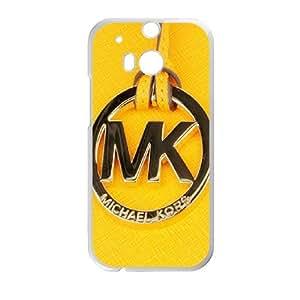 DIY Stylish Printing Michael Kors MK Cover Custom Case For HTC One M8 MK1Q952230