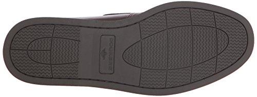 Dockers Vargas Hommes Bordeaux Cuir Chaussures décontractées EU 46