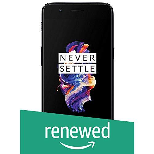 (Renewed) OnePlus 5 (Slate Grey, 128GB)