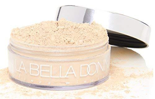 La Bella Donna Loose Mineral Foundation SPF 50 | 10g - Nicoletta