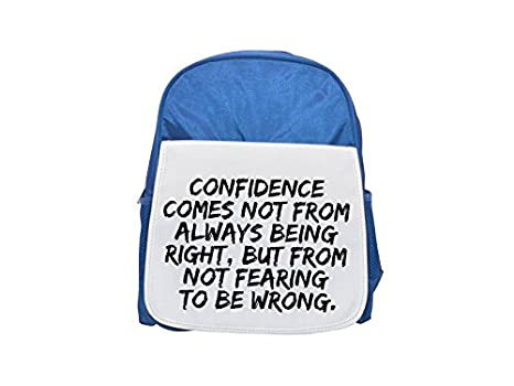 Confidence comes not from always being right fc42d7c18610c