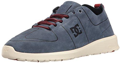 (DC Men's Lynx lite Zero Skateboarding Shoe, Navy, 11.5 D US)