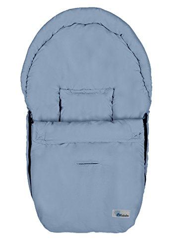 Altabebe AL2610-04 - Saco para asiento de coche, color azul claro: Amazon.es: Bebé