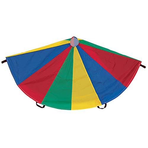 (Dick Martin Sports MASP12 Parachute with 12 Handles, 12' Diameter Grade Kindergarten to 1, 4
