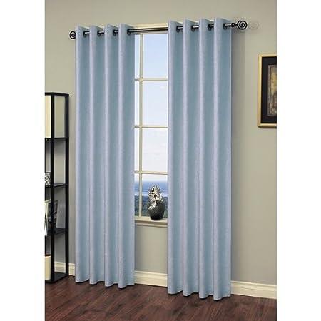 Martha Stewart Living Chambray Curtains