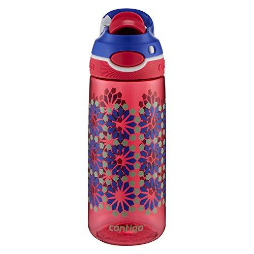 Contigo AUTOSPOUT Chug Kids Water Bottle, 20 oz., Sprinkles