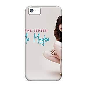 Cases Covers For Iphone 5c Strong Protect Cases - Carly Rae Jepsen Design