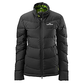 Kathmandu Epiq Women's Warm Winter Duck Down Puffer Jacket v2 Black 10
