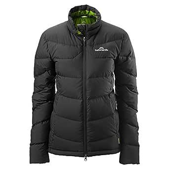 Kathmandu Epiq Women's Warm Winter Duck Down Puffer Jacket v2 Black 10