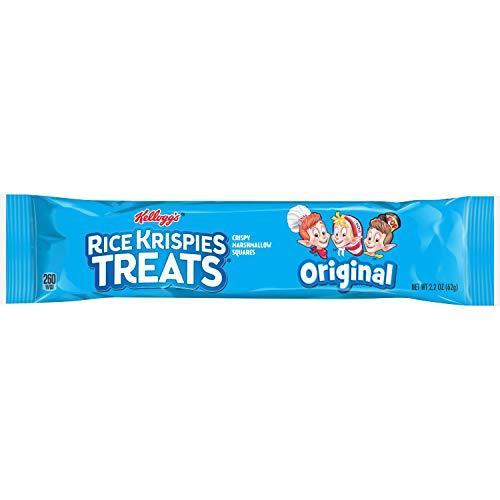 ies Treats, Crispy Marshmallow Squares, Original, 2.2 oz Bar ()