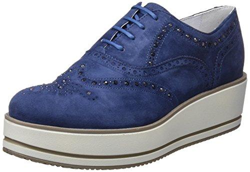 Mujer IGI 11422 00 Zapatillas amp;Co para Jeans Azul DBL XXPwZaqf1