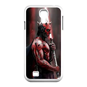 C-EUR Customized Star War Pattern Protective Case Cover for Samsung Galaxy S4 I9500
