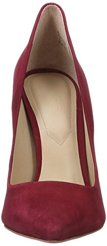 ALDO 47079553, Zapatos de Tacón Mujer Rojo (bordo Miscellaneous / 42)